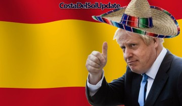 Brits Outraged As Spain Backs Boris