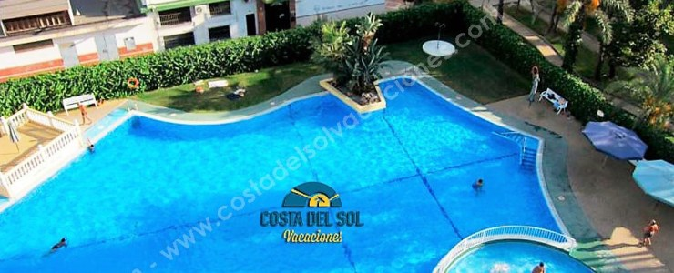 Apartment 5 minutes from the beach of Torre del Mar