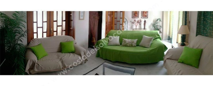 Duplex five minutes from the beach of Fuengirola