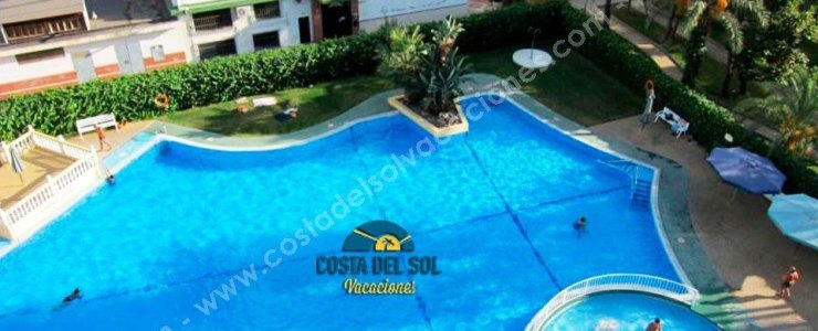 Holiday rental 5 minutes from the beach of Torre del Mar