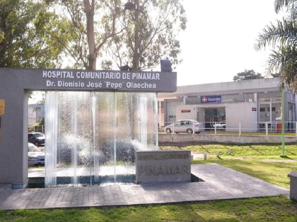 hospital de Pinamar