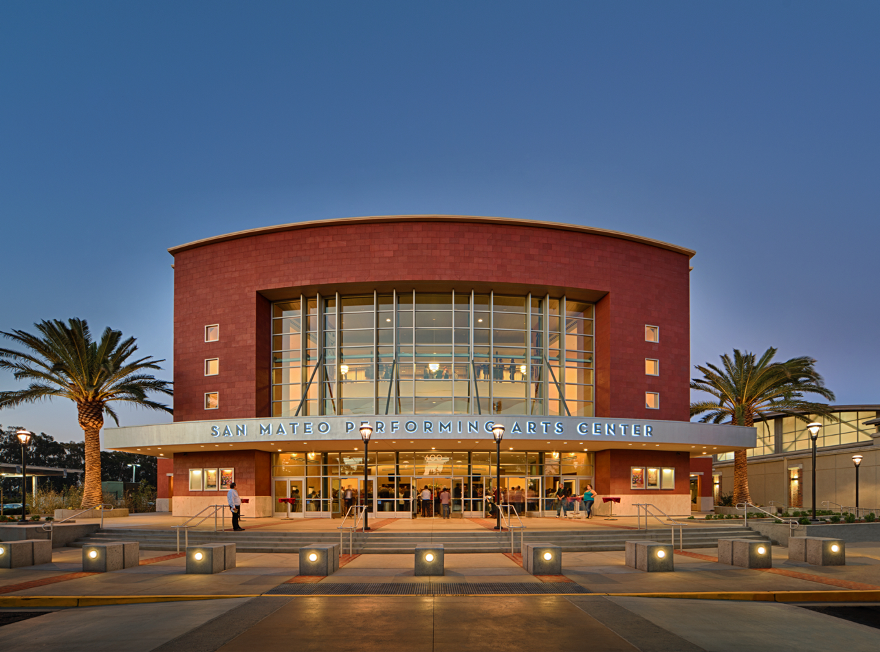 San Mateo Performing Arts Center