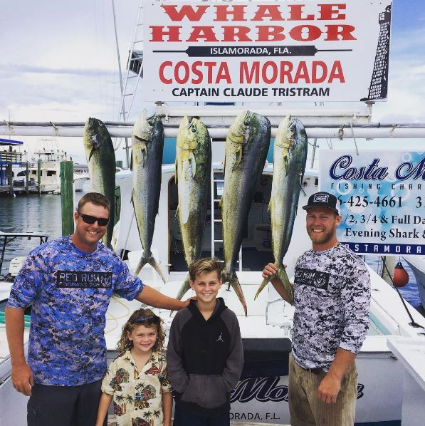 A Captain's Story : Costa Morada Fishing Charters in Islamorada, FL