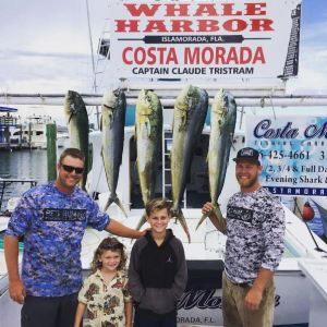 Costa Morada Fishing Charters in Islamorada, FL