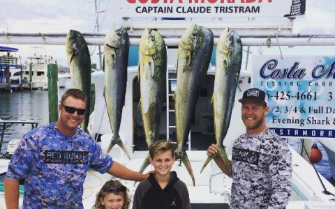 Costa Morada Fishing Charters| Whale HArbor Marina in Islamorada, FL