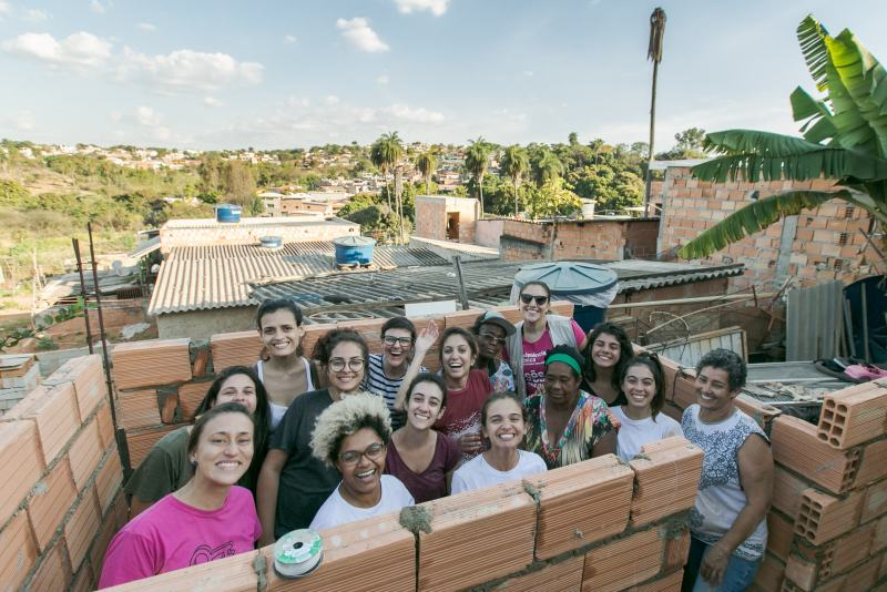 ONGs arquitetura