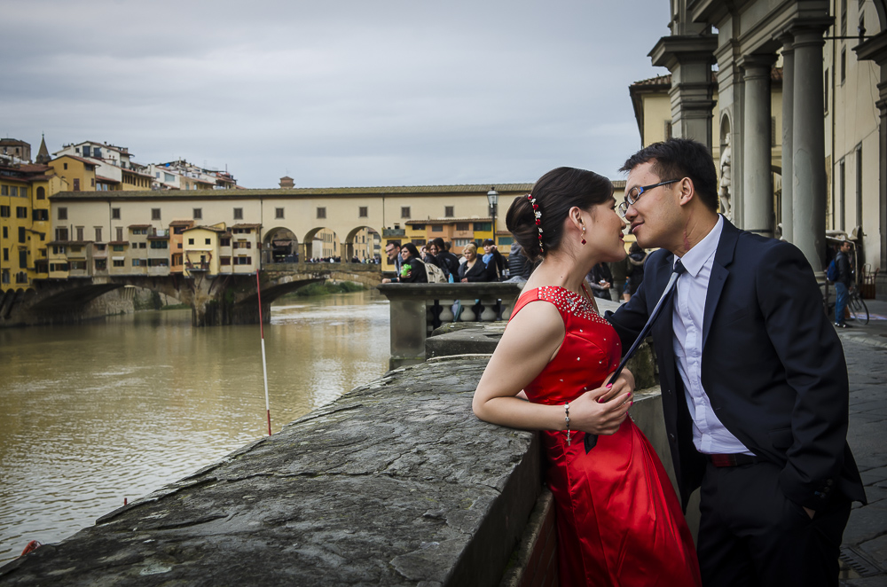 Jiming & Qunquing, Firenze 7th November 2014