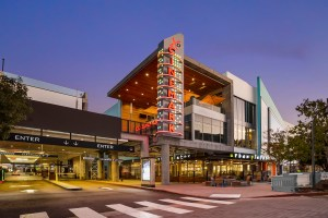 Executives of Cinemark Holdings expect the pace of industry recovery to accelerate in coming weeks, bolstered by programs such as private movie showings and app-enabled ordering of snacks. (Cinemark)