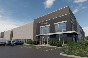 Indianapolis-based developer Scannell Properties expects to begin work on NorthPark V this April. (CoStar)