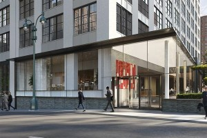 The loan on 601W Cos.' newly purchased 410 10th Ave. in New York will back a new bond offering. (CoStar)