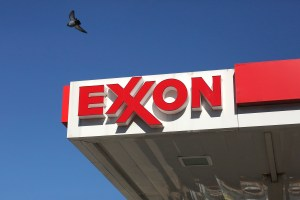 Exxon Mobil is starting work on a new large advanced recycling plant on the Houston Ship Channel, home to the world's largest petrochemical complex. (Getty Images)