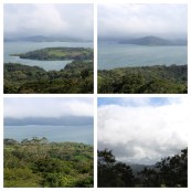 Arenal Lake through the Mist
