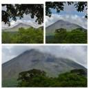 Areanl Volcano from the Sky Tram