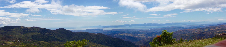 View From Rentals at Vista Valverde San Ramon Costa Rica