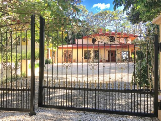 Highend House and Compound for Sale San Ramon Costa Rica - Outside 1
