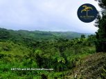 LA5205 Gorgeous Cheap mountain view Lot for Sale San Ramon Costa Rica