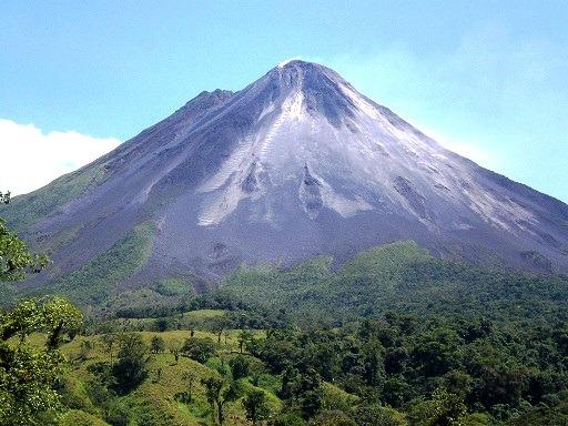 A Clear Arenal Volcano - La Fortuna