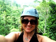 Nikki - Canopy/Ziplining Tour in the Caribbean