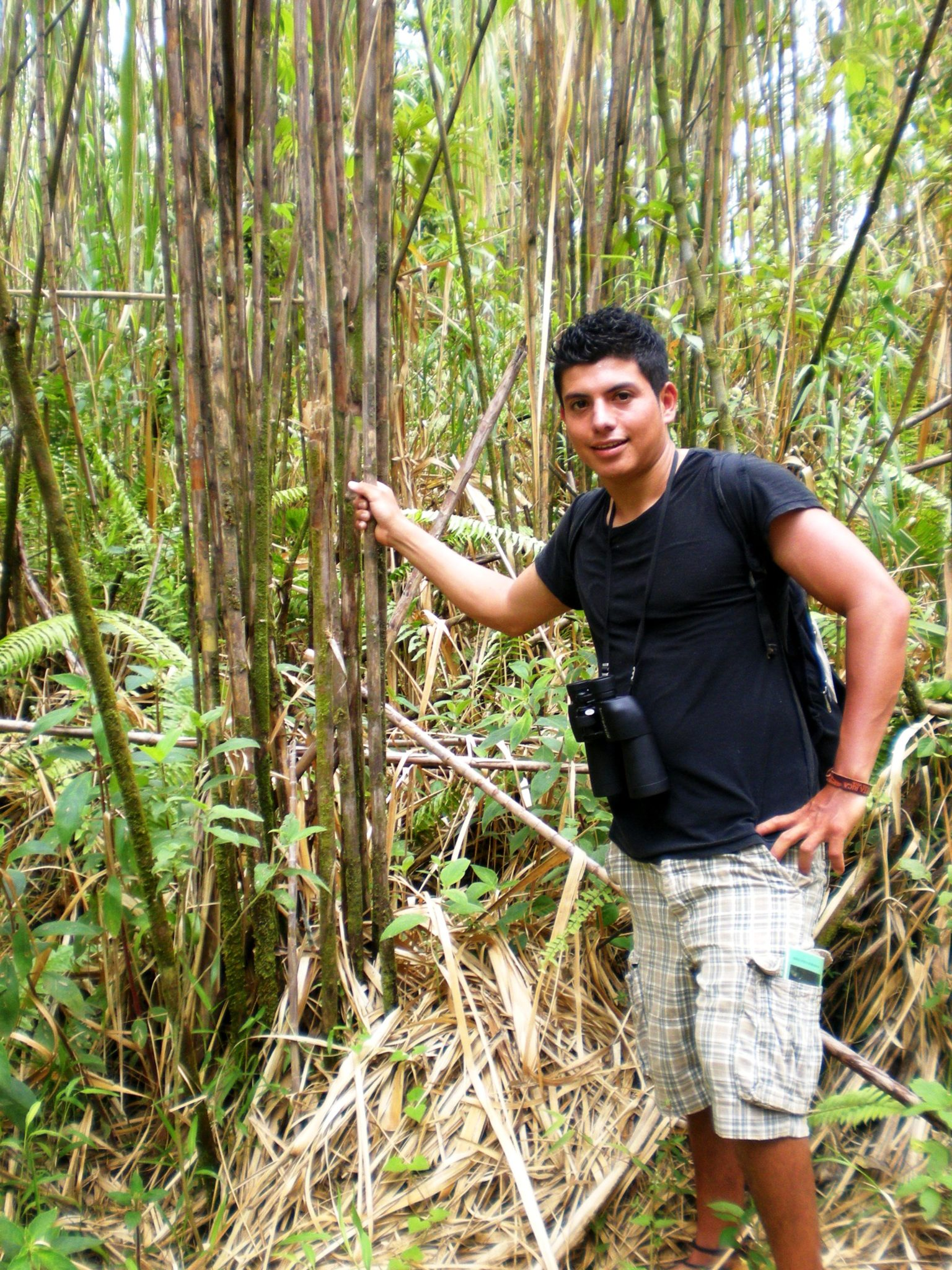 Ricky - Dry Forest of Arenal Volcano National Park