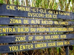Arenal Volcano National Park Arenal Volcano Hike