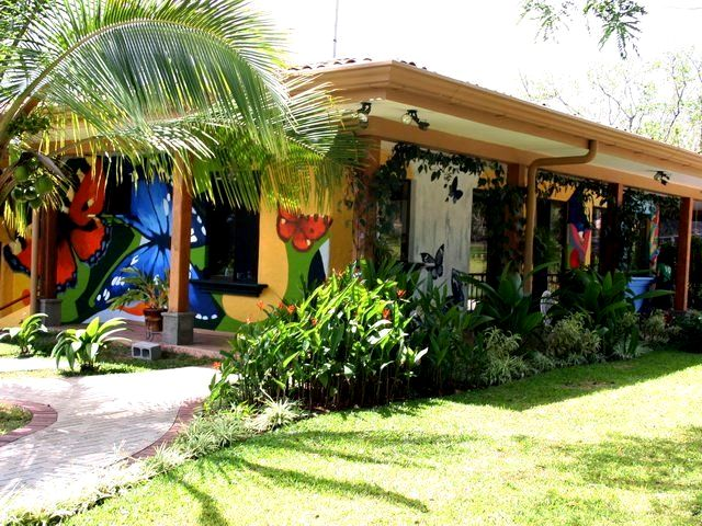 Alajuela's Butterfly Farm