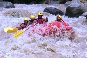 Naranjo River Rafting Tour