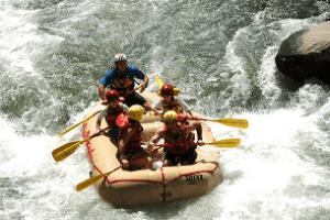 Sarapiqui River Rafting Tour