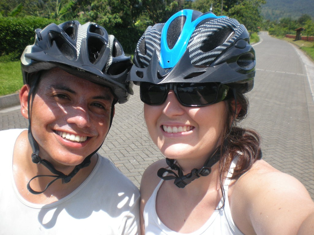 Mountain Biking & Bikes For Rent In La Fortuna (Costa Rica)