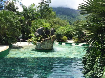 Arenal hot springs