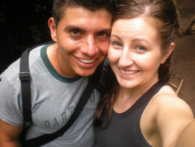 Ricky & Nikki - Silencio Trail (Arenal Volcano)
