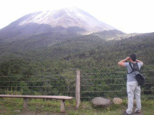Ricky - Arenal Volcano lookout