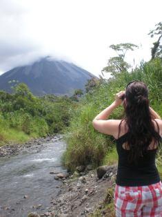 Nikki - Arenal Volcano lookout