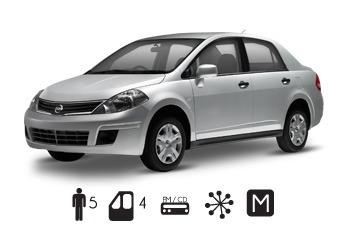 Nissan Tilda Manual