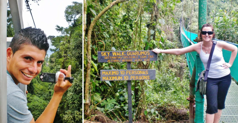 Sky Adventures Arenal: Ziplining, Hanging Bridges, And Tram Rides In La Fortuna