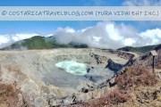 How To Reserve The Poas Volcano National Park (Screenshots)