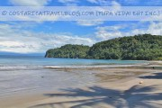 Photos of Playa Mantas Costa Rica (Central Pacific) From Our Personal Collection