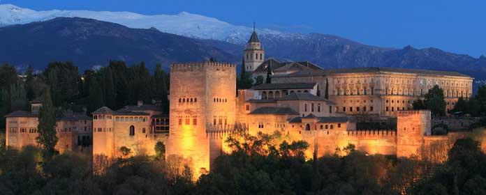 andalucia alhambra