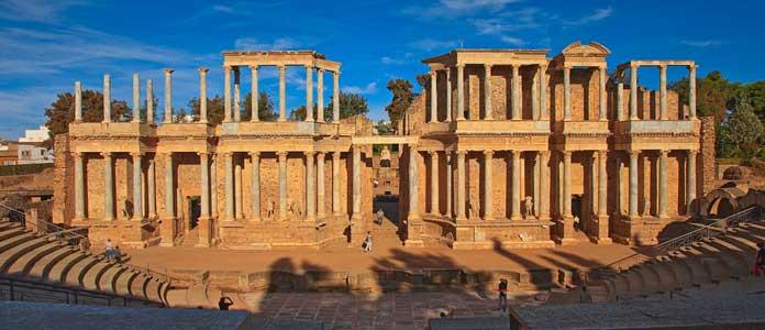 roman theatre extremadura