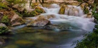 Algar Waterfalls, Benidorm