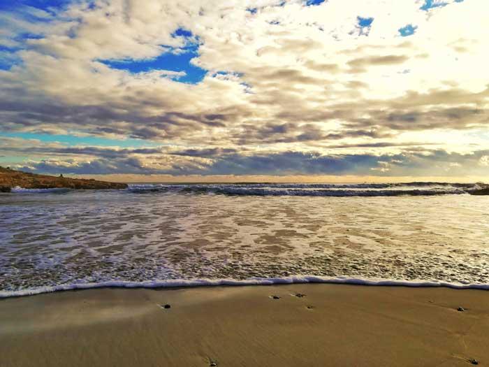Cala Mosca Waves, Playa Flamenca