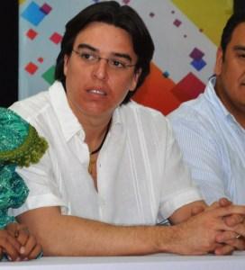 Andrés Azuela Berchelmann, presidente del Comité de la Expoferia y del Carnaval Coatzacoalcos.