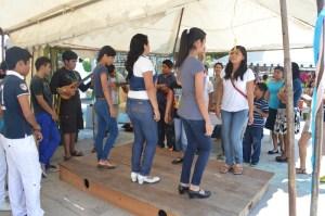 En el festival de la Chogosta hubo talleres de son jarocho