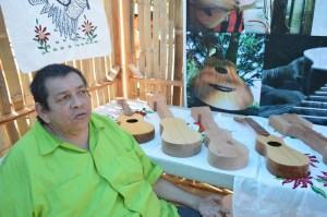 Perry Guillén, del Centro de Documentación del Son Jarocho