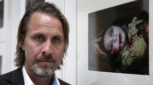 """Niclas Hammarström, ganador del premio """"Foto del año"""" de Unicef"""