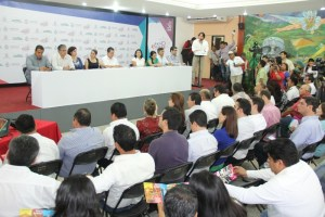 Diversos sectores del sector privado participarán en la Expoferia Coatza 2014.