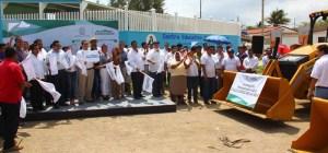 En total, se ejercerán 12.6 millones de pesos por estas dos nuevas pavimentaciones en la Colonia Teresa Morales de Coatzacoalcos.