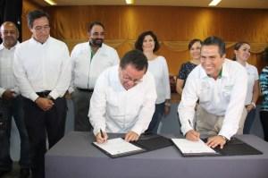La Universidad Veracruzana (UV) dará seguimiento técnico a este y otros proyectos relacionados con el medio ambiente y generación de energía, con la firma de un convenio.
