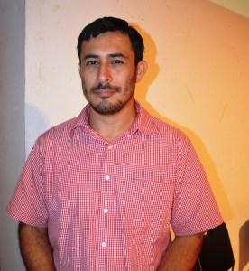 Jesús Cárcamo, Técnico de Desarrollo Comunitario de Los Tuxtlas y asesor del Subcomité de Cuenca del Río Texizapan-Huazuntlán.