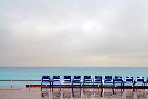 fuertes lluvias en Niza