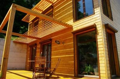 Casa Bioclimatica Carros